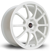 Thumb force177 5white rota wheels alloys mr2 toyota
