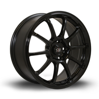 Thumb force177 5black rota mr2 alloys toyota sw20 rims