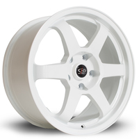 Thumb grid rota 17 alloy wheels toyota mr2 white