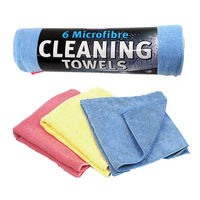 Thumb microfibre cleaning cloths toyota mr2
