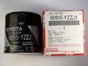 Thumb genuine toyota mr2 oil filter part 90915 yzzj1