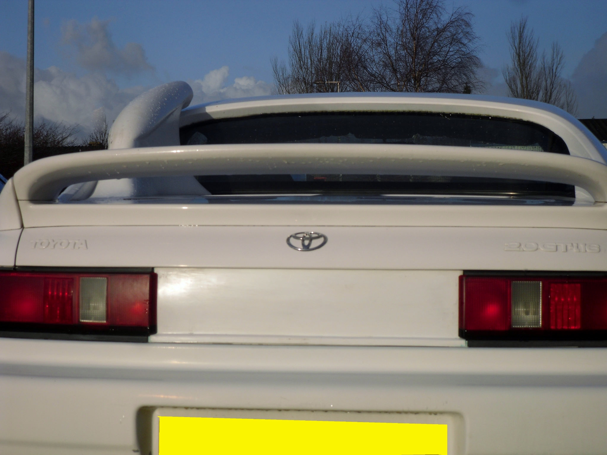 Tom/'s Style Right High Level Air Scoop /& Mesh Rare Toyota MR2 mk2 1989-2000