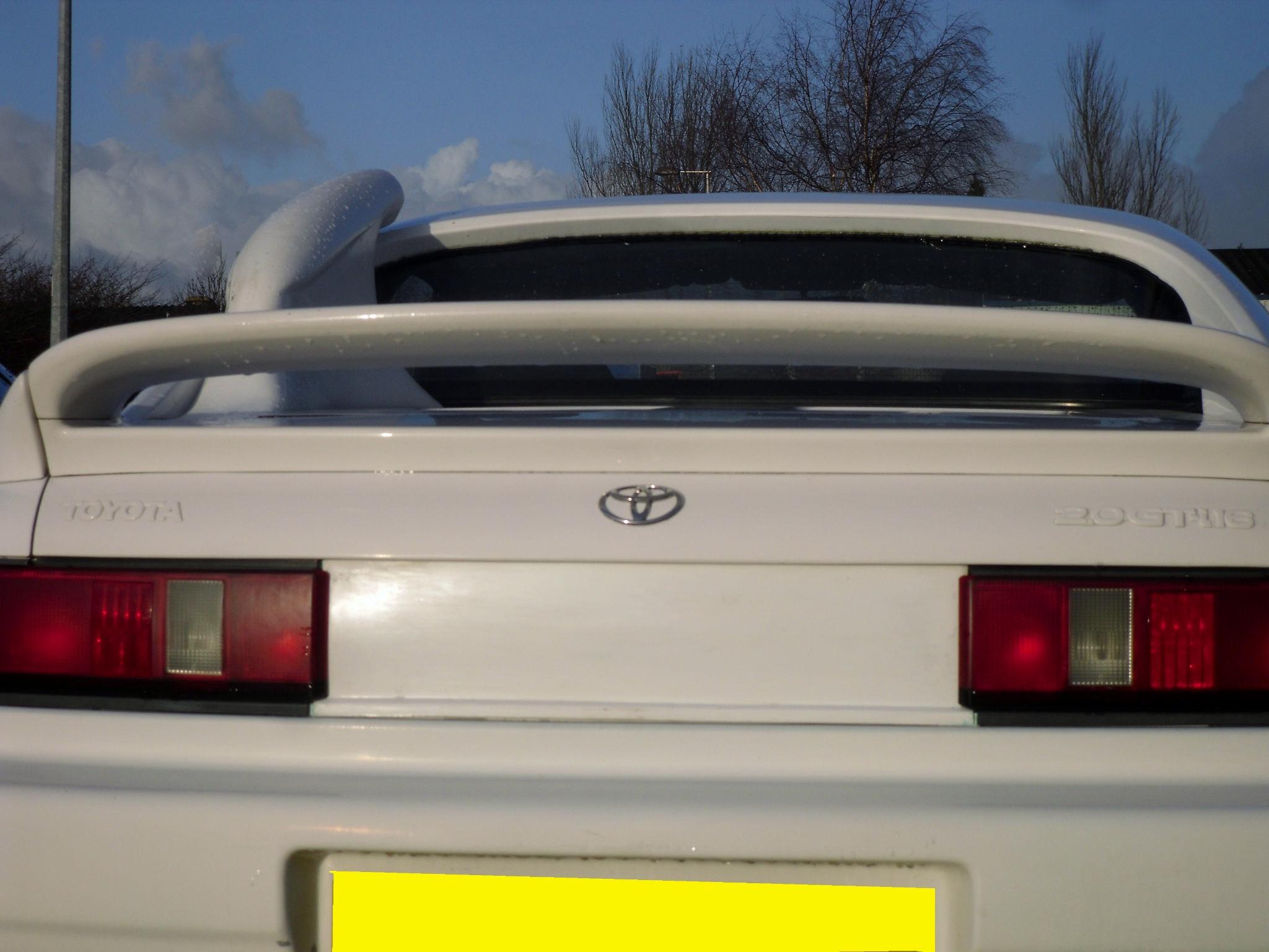 Mr2 Ben 92 Toyota Fuse Box New Flush Fit Rear Light Center Panel Rev12 Mk2