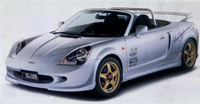 Thumb main c one body kit toyota mr2 roadster mr s mk3 zzw302