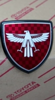 Thumb mk1 mr2 badge aw11 toyota screaming chicken genuine front